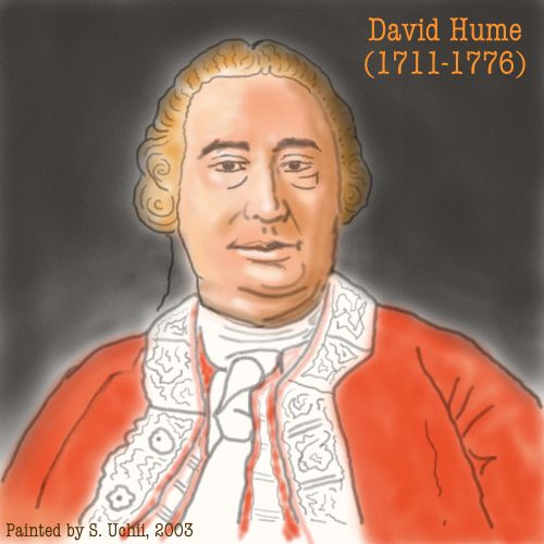 David Hume's theory on the rise of a nation-state ?